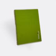 quaderno-spirale-verde