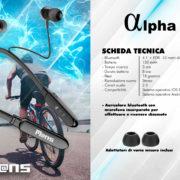 Scheda tecnica alpha ears-m